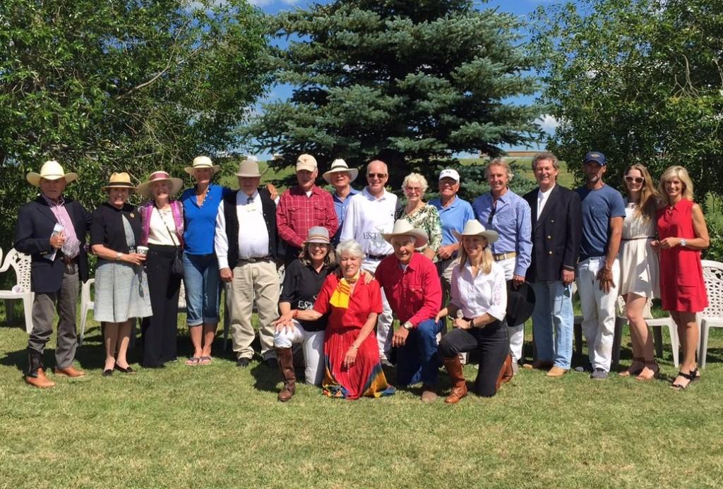 125th Anniversary Party Alumni Photo
