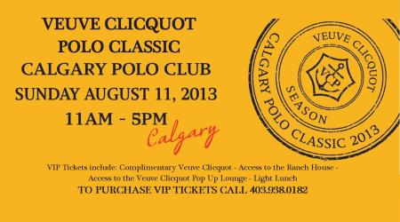 Veuve Clicquot Polo Classic August 11, 2013