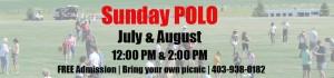 Sunday Polo